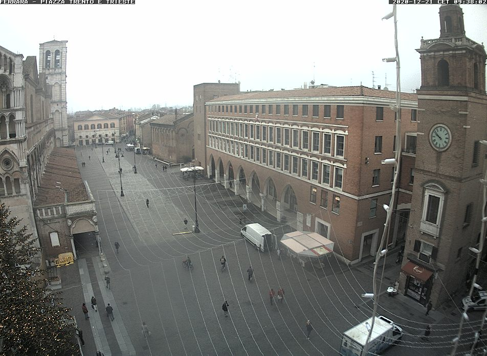 Webcam del Listone